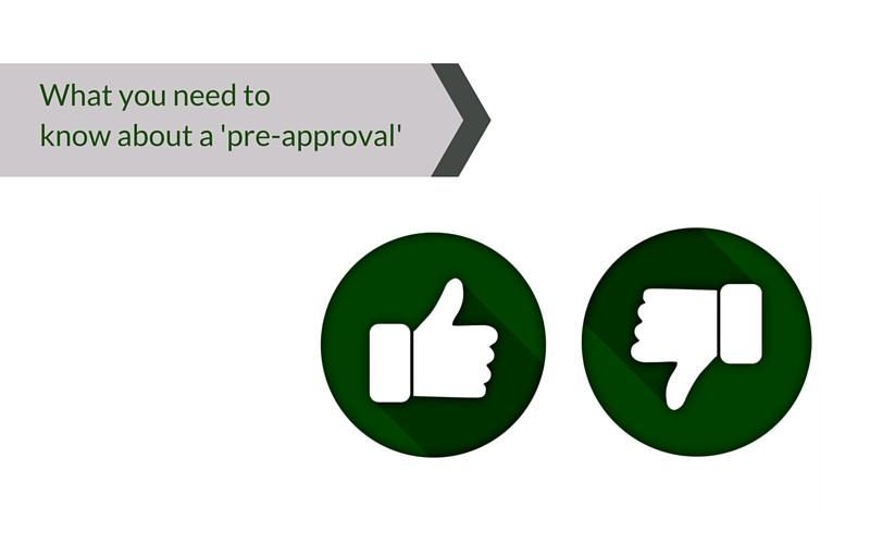 Pre=Approval