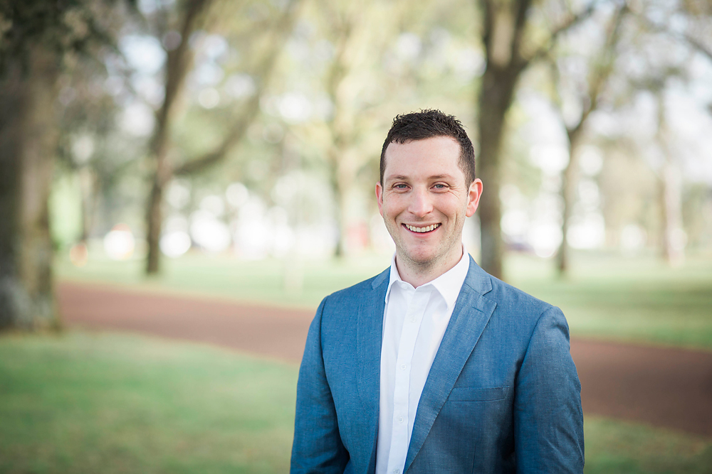 Brendan O'Reilly, Canberra mortgage broker
