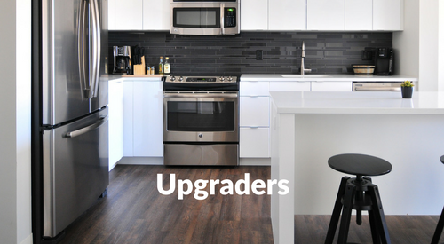 Upgraders