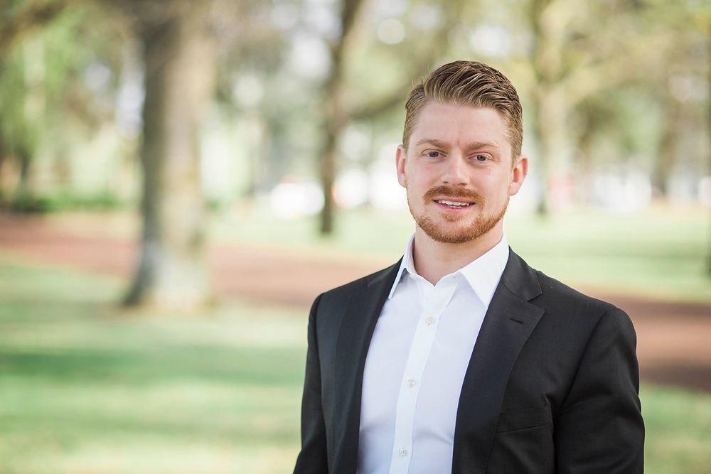 Canberra mortgage broker Michael Baker