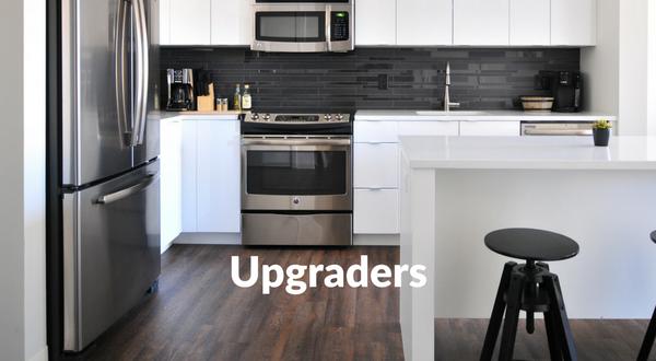 Upgrade my home