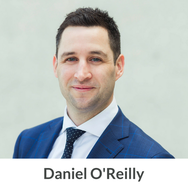 Daniel O'Reilly, MMO: Canberra's leading mortgage professionals