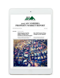 Canberra property report