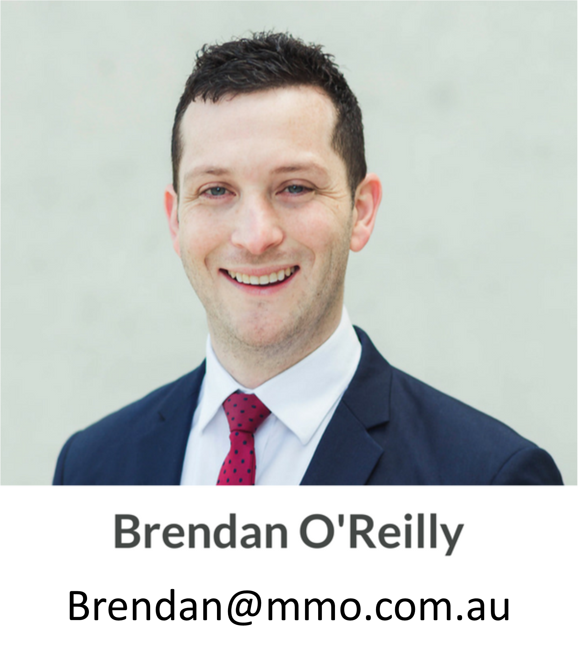 Brendan O'Reilly, MMO: Canberra's leading mortgage professionals