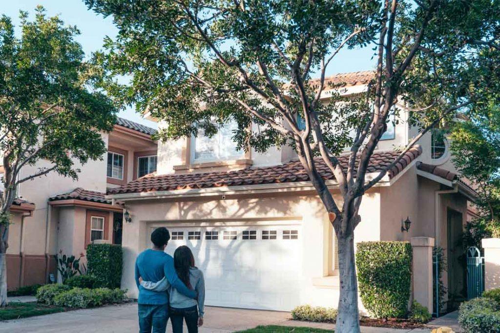 buy property hot market
